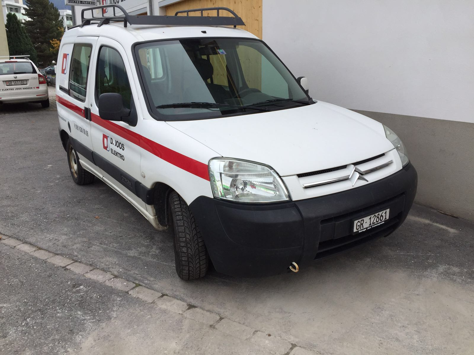 Citroën Berlingo 1.4 600