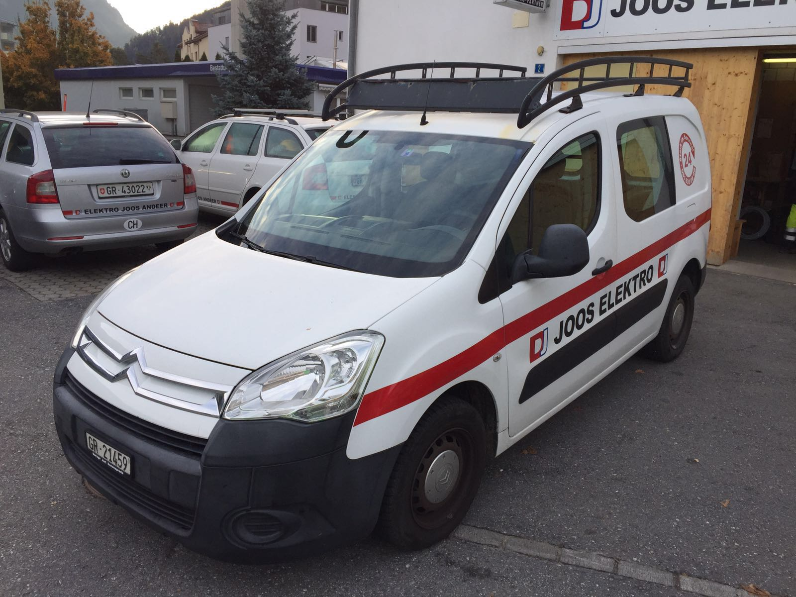 Citroën Berlingo 1.6l 600